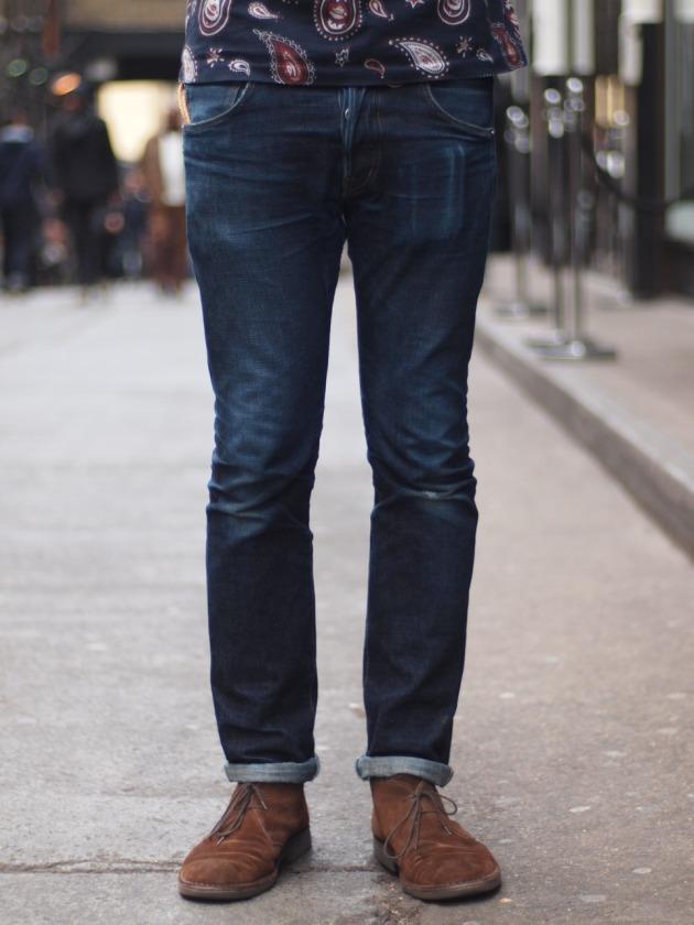 Allevol jeans 001 super slim